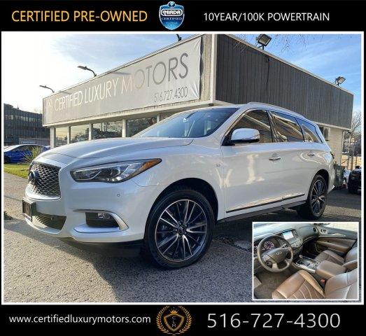 2016 INFINITI QX60 AWD Entertainment Pkg
