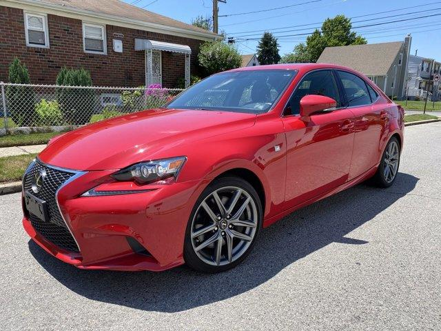 2016 Lexus IS 300 F Sport