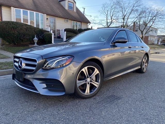 2017 Mercedes-Benz E 300 Sport 4MATIC Sedan