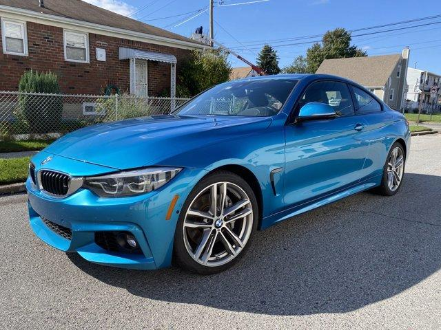 2018 BMW 430I Coupe M-Sport
